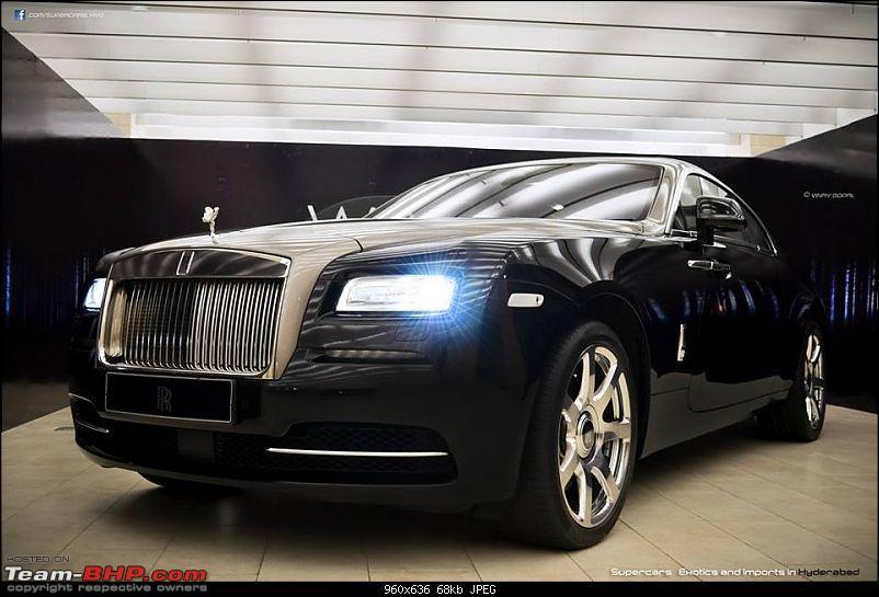 Supercars & Imports : Hyderabad-wraith1.jpg