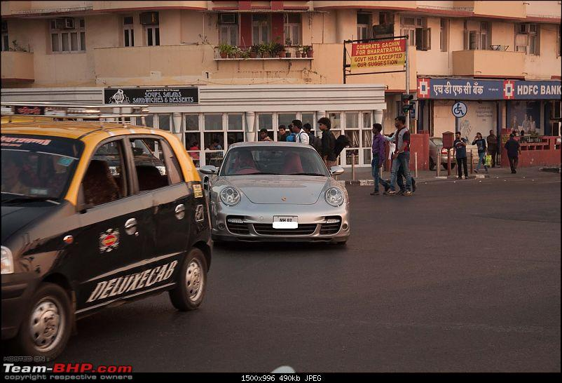 PICS : The new Porsche 911 Turbo 997 in Mumbai-mumbai-3-6.jpg