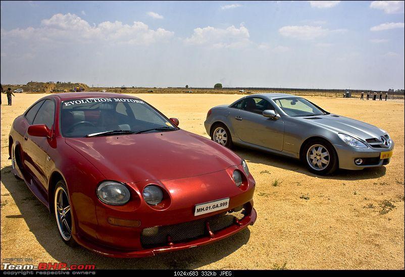 Supercars & Imports : Hyderabad-toyota-merc.jpg