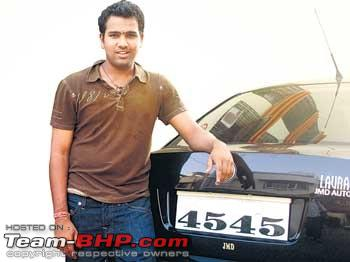 photo of Rahul Sharma  - car