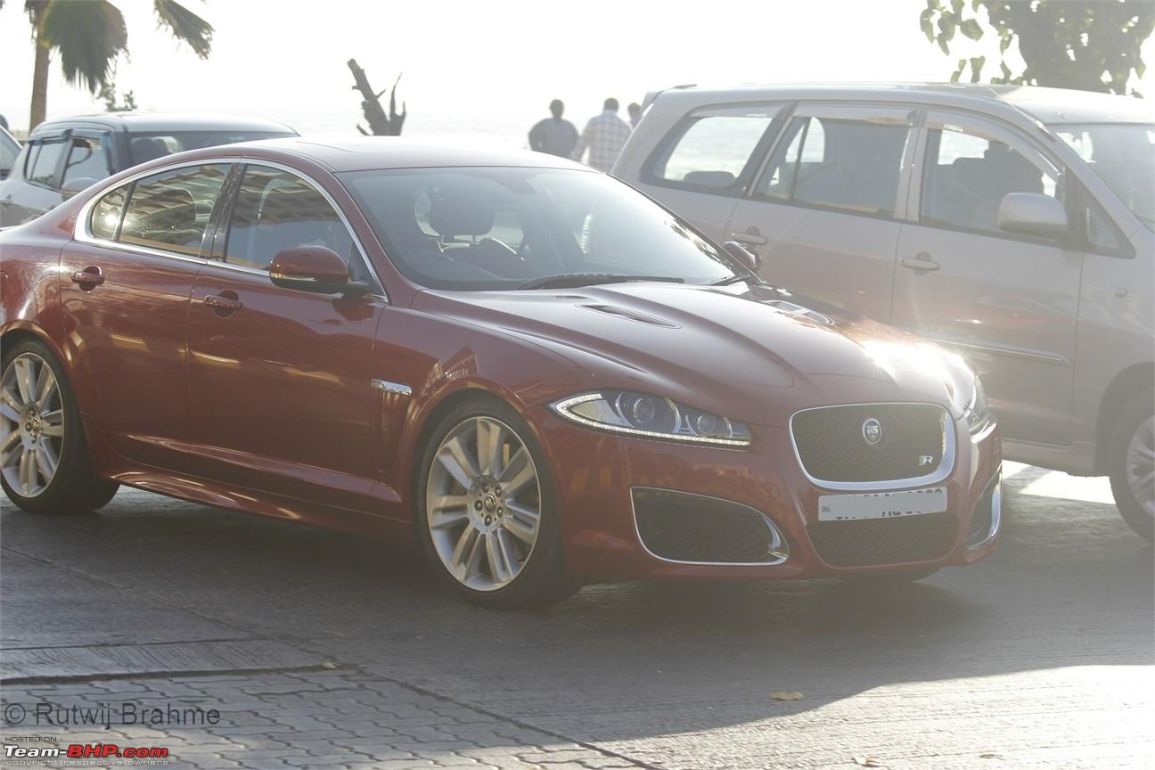 pics jaguar xf r 39 s in mumbai page 9 team bhp. Black Bedroom Furniture Sets. Home Design Ideas