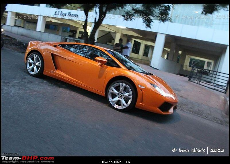 Supercars & Imports : Hyderabad-gallardo.jpg