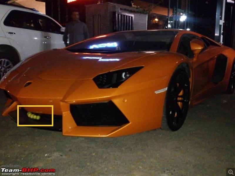Supercars & Imports : Chennai-aventador_23feb14_10.jpg