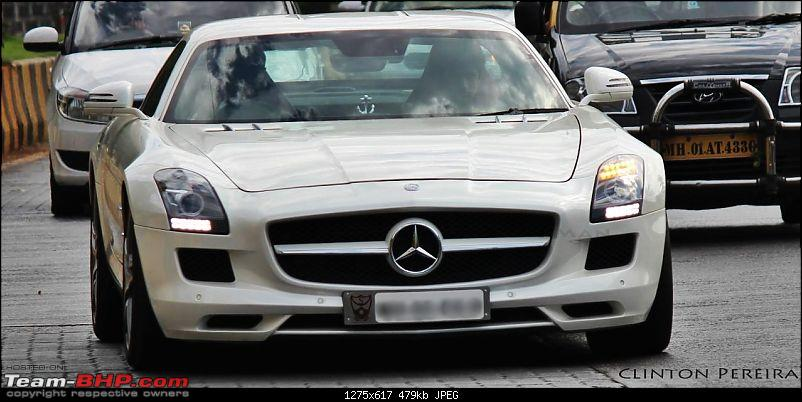 Mercedes SLS AMG in Mumbai! EDIT: And one more - Pics on pg3!-img_2904.jpg