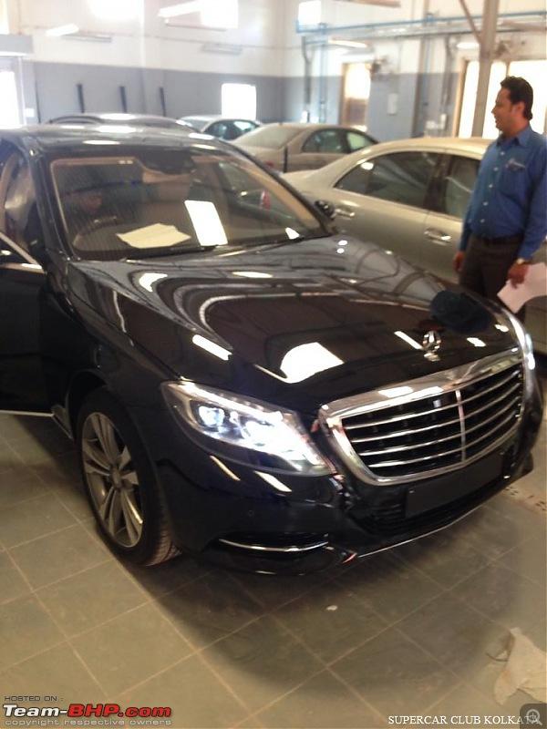 Supercars & Imports : Kolkata-mercedes-benz-s500-1.jpg