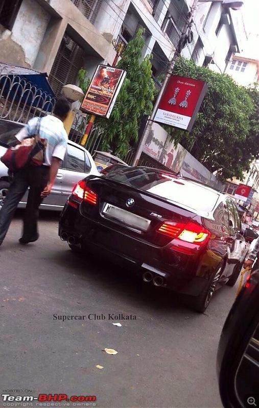 Supercars & Imports : Kolkata-bmw-m5-1.jpg