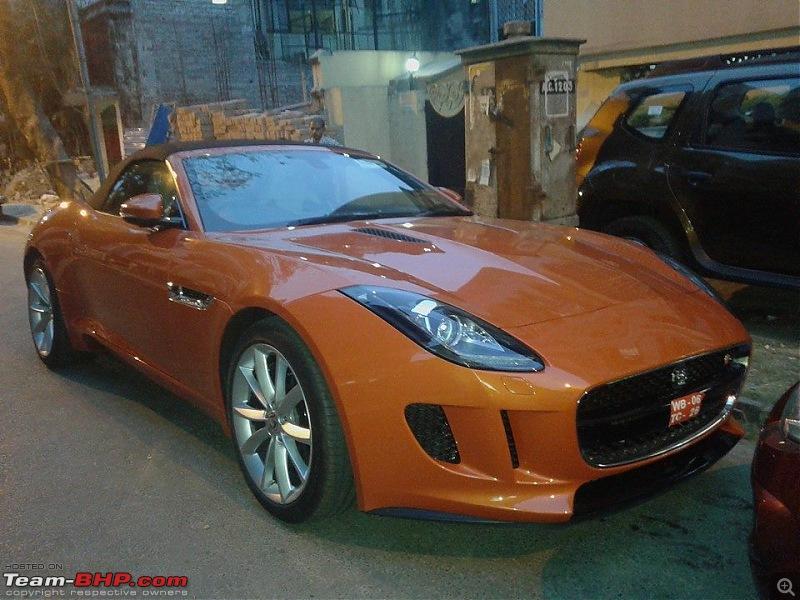 Supercars & Imports : Kolkata-jaguar-f-type-7.jpg