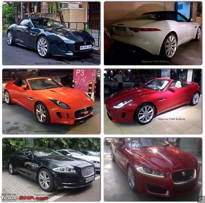 Supercars & Imports : Kolkata-jlr-1.jpg
