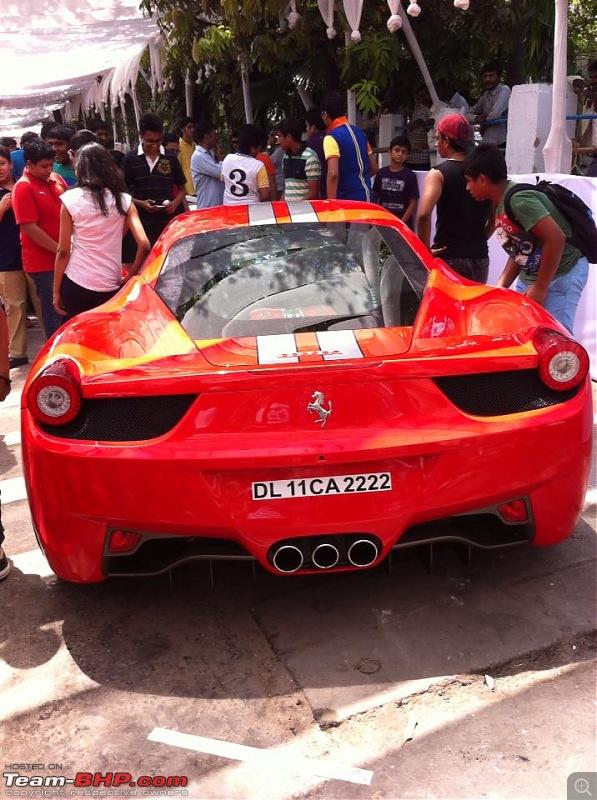 PICS: Supercar Festival 2014, Kolkata-458-italia-11.jpg