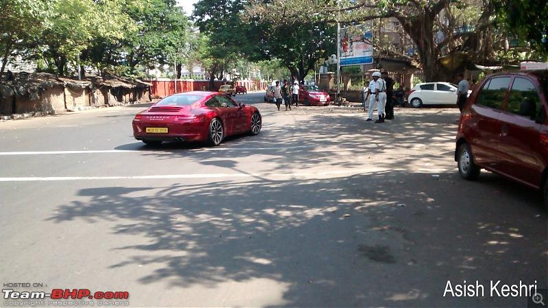 PICS: Supercar Festival 2014, Kolkata-911-carrera-s-maroon-2.jpg