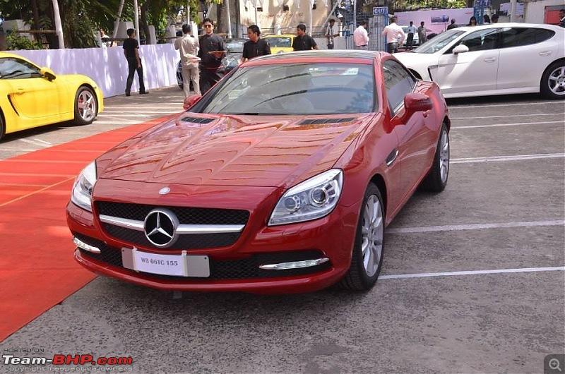 PICS: Supercar Festival 2014, Kolkata-mb-slk350-3.jpg