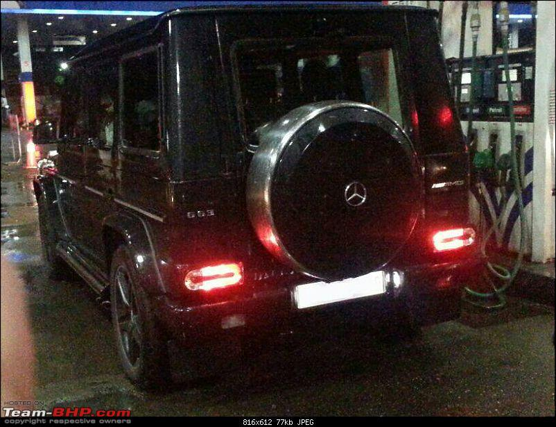 Mercedes G-Wagens spotted in Mumbai-1405182386124.jpg