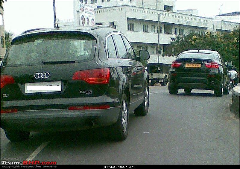 Pics : Multiple Imported Cars spotting at one spot-x6-q7.jpg
