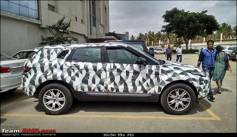 Scoop - Range Rover Evoque XL spotted on test in India-10406706_10204311881900576_6102389941272203653_n.jpg