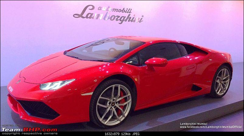 Lamborghini Huracán in India-10620308_747248478671343_7268592446169405870_o.jpg