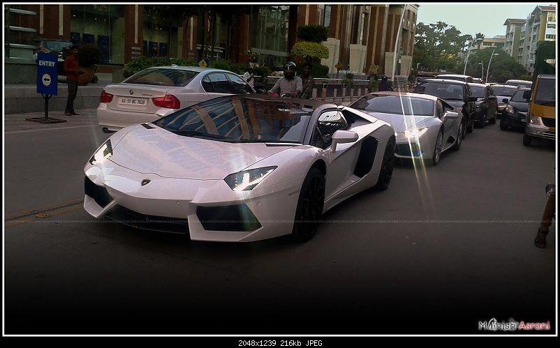 Supercars & Imports : Bangalore-10495862_651075231658044_2622322492775133507_o.jpg