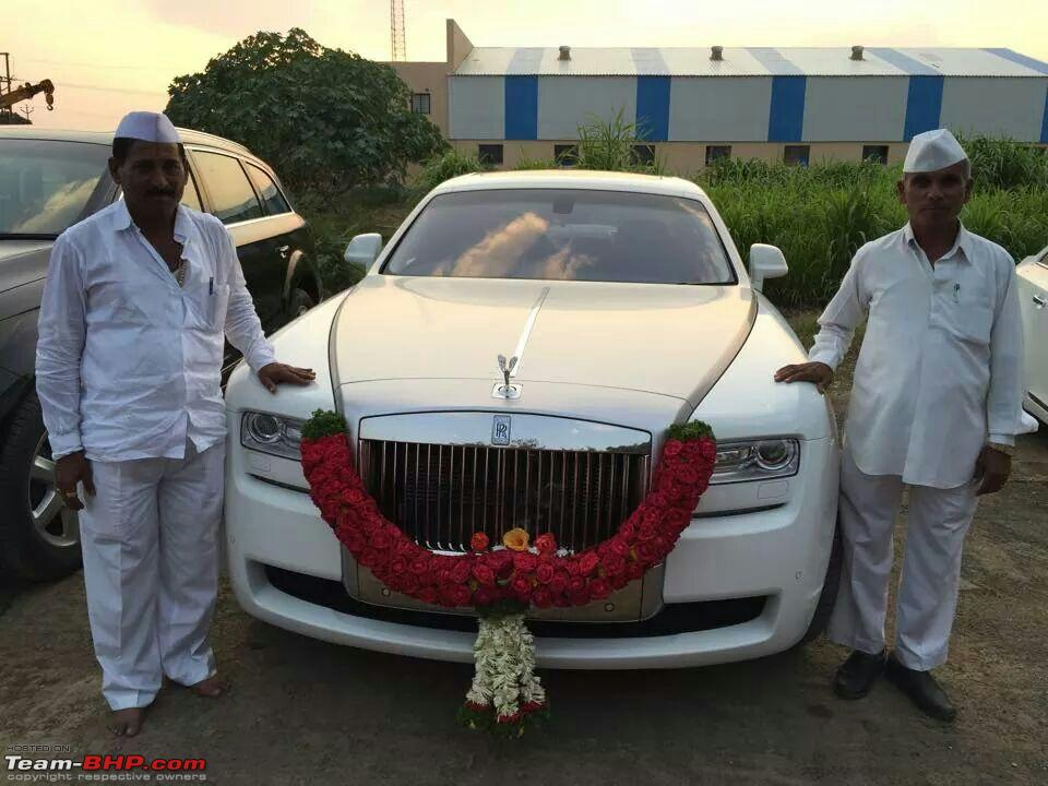 Rolls Royce Ghost (in Mumbai) - Page 14 - Team-BHP