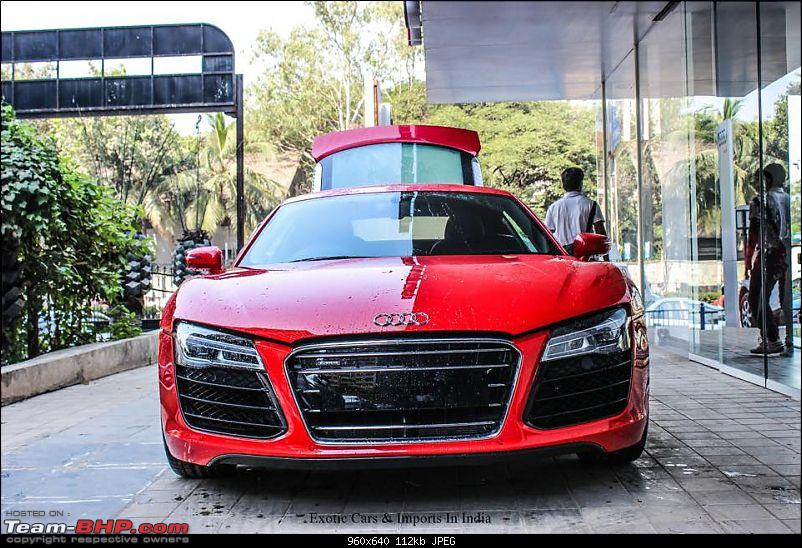 Pics : Audi R8 in Mumbai & one in Delhi as well !-1609761_220254494811479_3387894308859985269_n.jpg