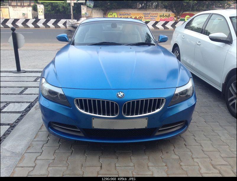 Supercars & Imports : Chennai-bmwz45.jpg