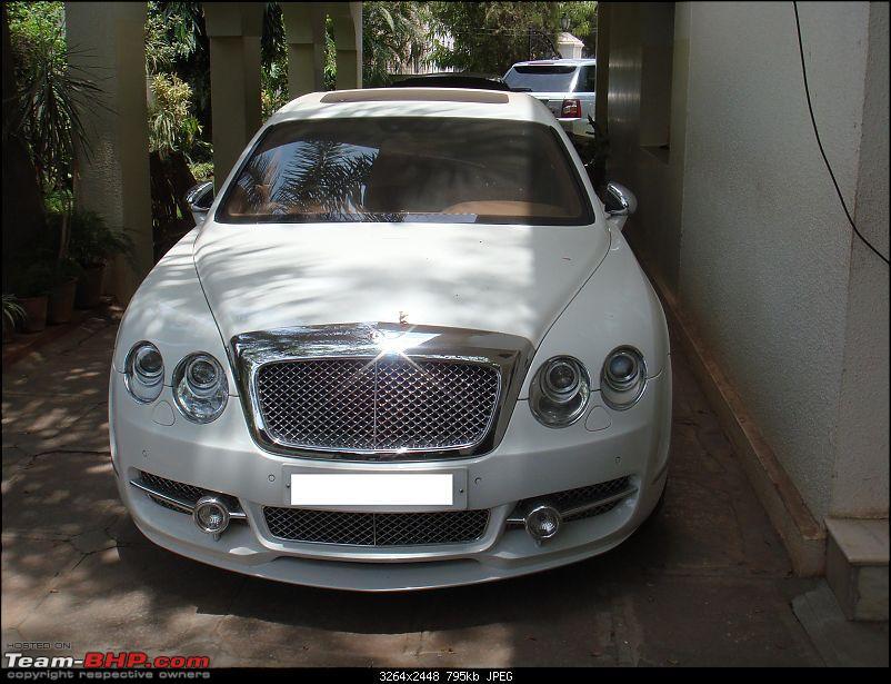 Supercars & Imports : Bangalore-bent.jpg