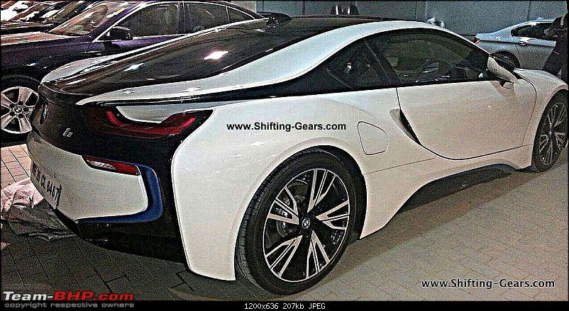 BMW launches the super efficient i8 at 2.29 crore. Pics on page 3-u4.jpg