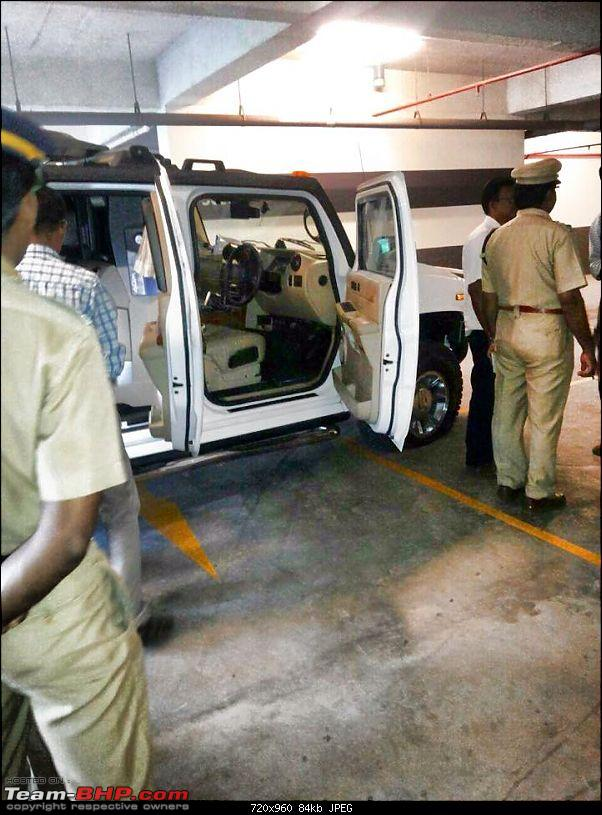 Security Guard crushed with Hummer, dies! EDIT: Nisham gets life imprisonment!-tbhp-1.jpg