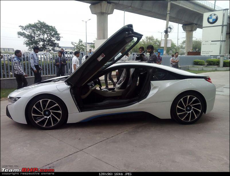 BMW launches the super efficient i8 at 2.29 crore. Pics on page 3-img_4843.jpg