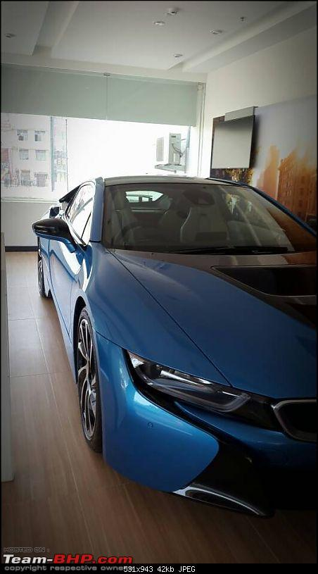 BMW launches the super efficient i8 at 2.29 crore. Pics on page 3-1428315545148.jpg