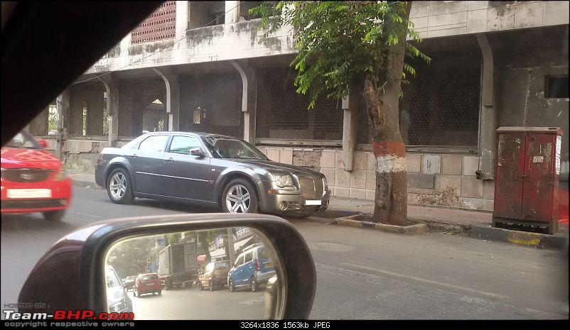 Spotted 2 Chrysler 300C : Silver and Black-20150521_180022.jpg