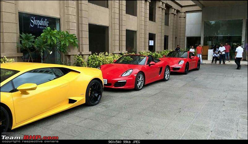 Pics : Multiple Imported Cars spotting at one spot-1439712073038.jpg
