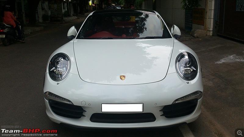 Supercars & Imports : Chennai-15aug15_porsche911_2.jpg
