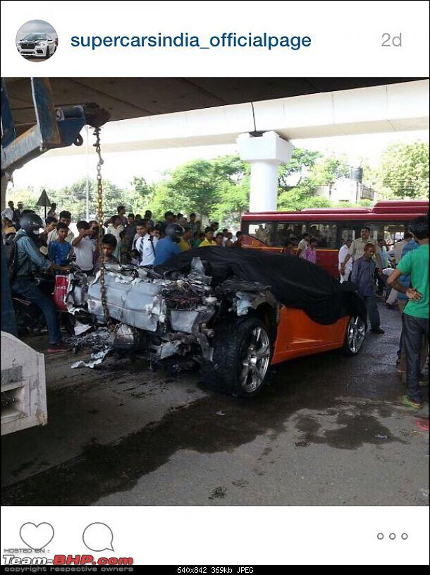 Supercars & Imports catching fire in India-imageuploadedbyteambhp1440605302.243231.jpg