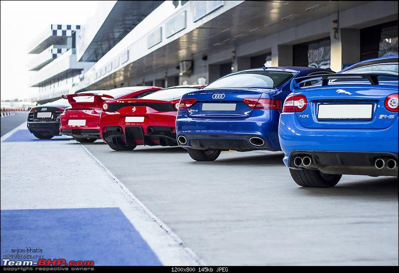 Supercars at Racetracks in India-cannonballclubindiatrackday1.jpg