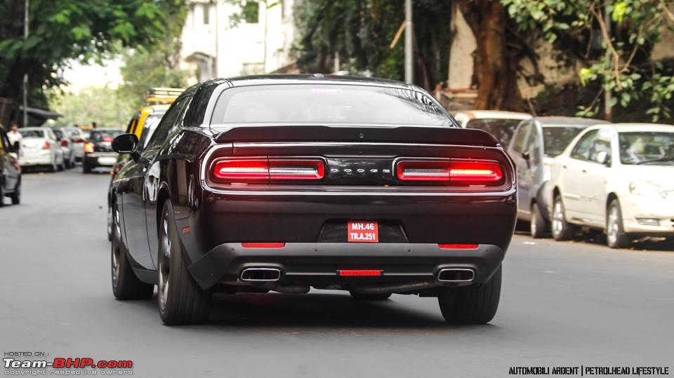 Dodge challenger price in india