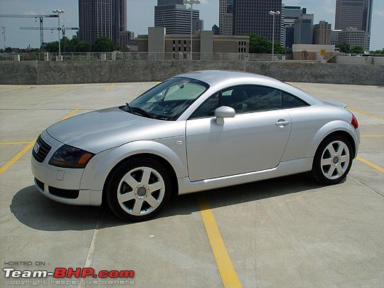 Team-BHP - Audi TT launched in India at Rs. 60.34 lakh