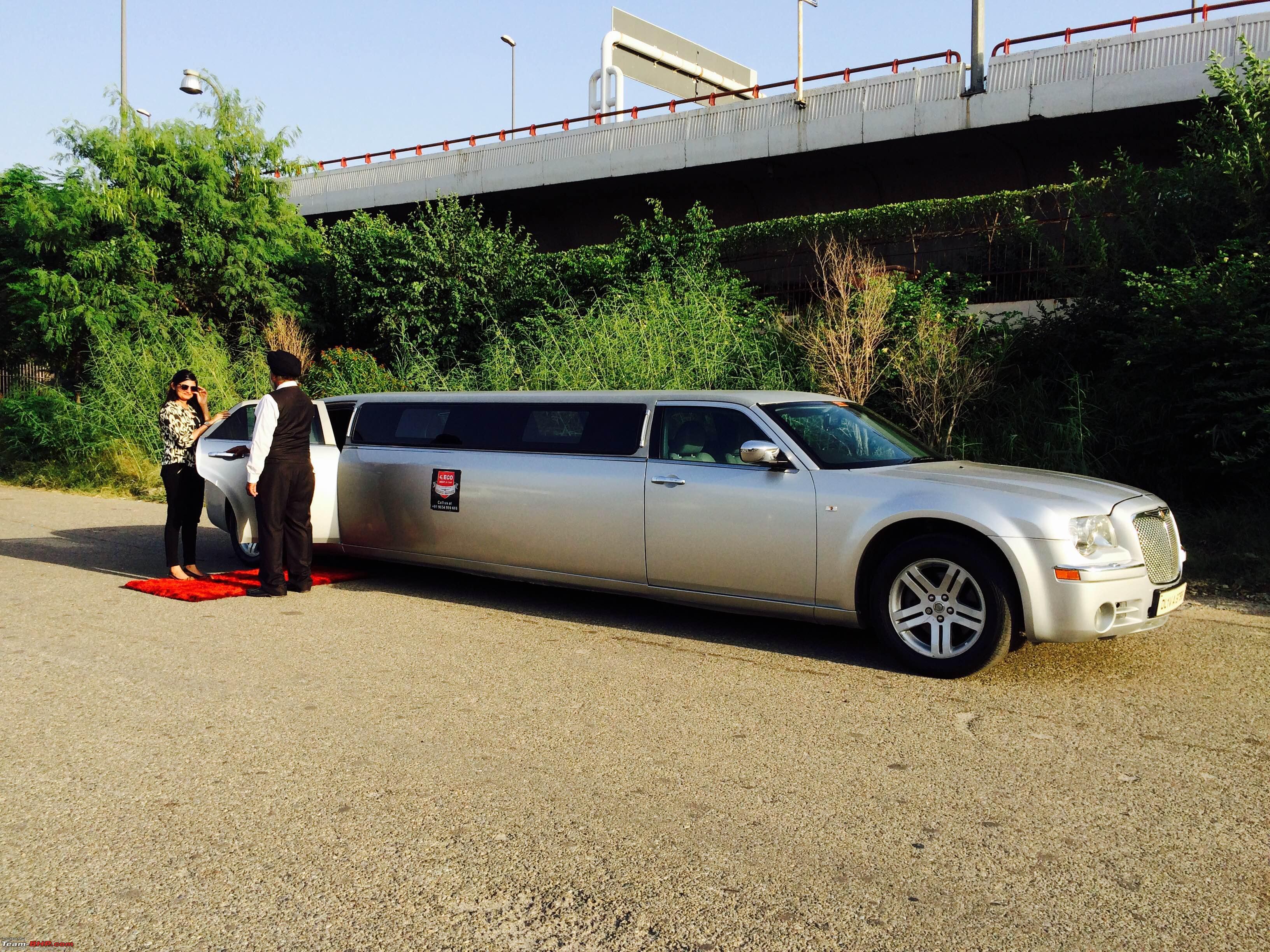 chrysler 300c limousine page 5 team bhp. Black Bedroom Furniture Sets. Home Design Ideas