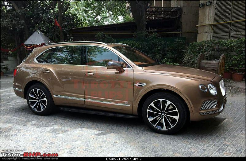 Supercars & Imports : Hyderabad-bentleybentayga1_1.jpg