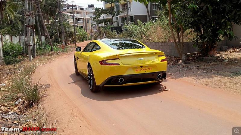 Supercars & Imports : Mangalore-astonmartinvanquishsunburstyellow5.jpg