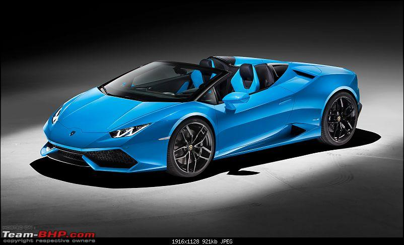 Lamborghini to launch Huracan Spyder in India on May 5, 2016-1.jpg