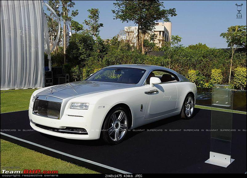 Supercars & Imports : Gujarat-wraith1.jpg