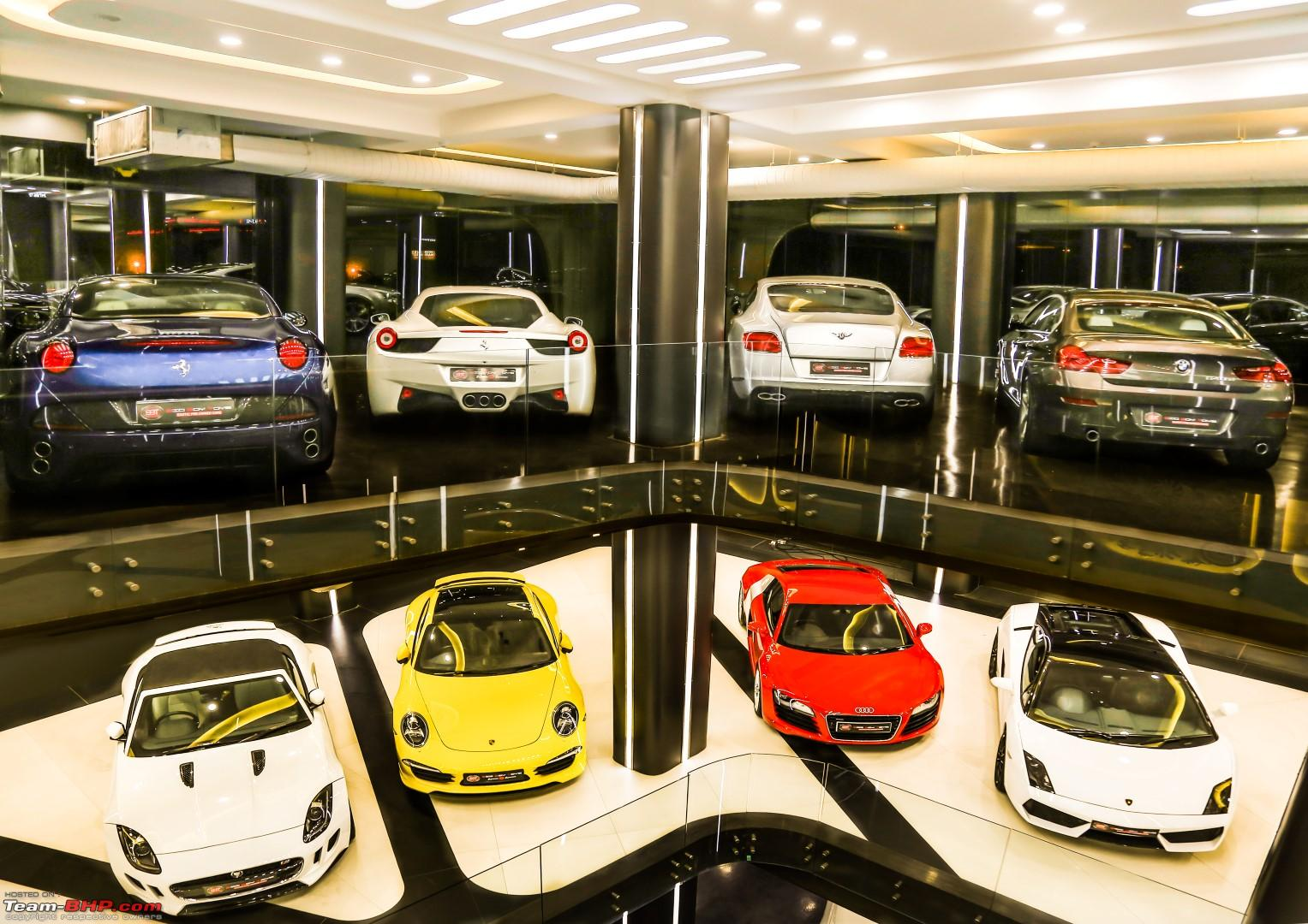 Big Boy Toyz Opens New Showroom In Gurgaon Team Bhp