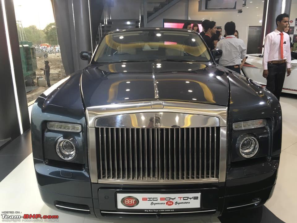 Big Boy Toyz : Big boy toyz opens new showroom in gurgaon team bhp