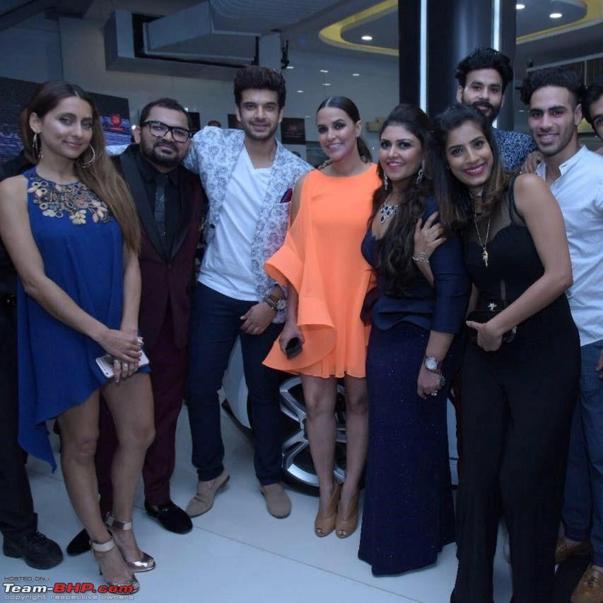 Big Boy Toyz : Team bhp big boy toyz opens new showroom in gurgaon