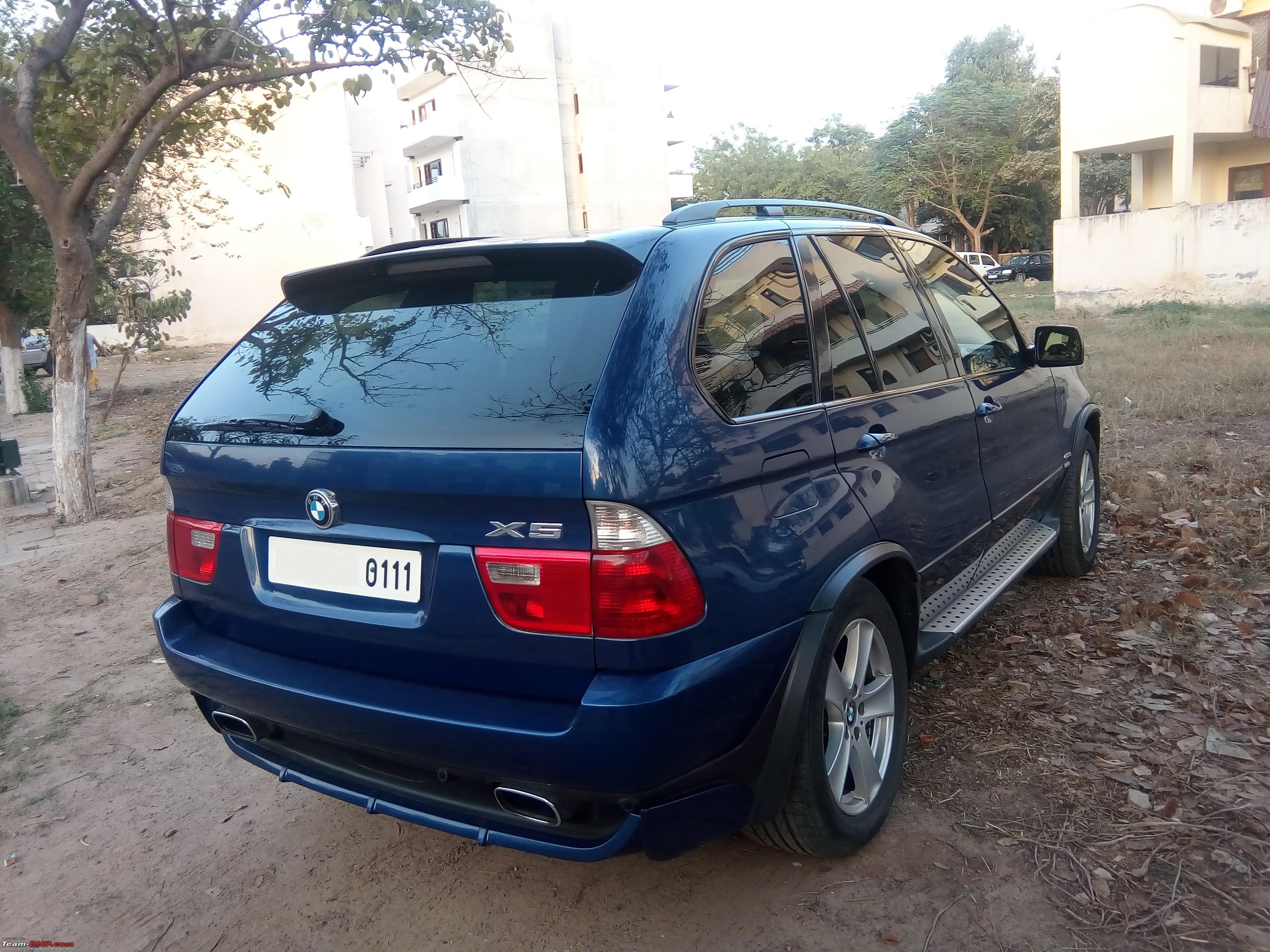 Owning The Mighty Bmw X5 E53 4 8i Sports Faster Than