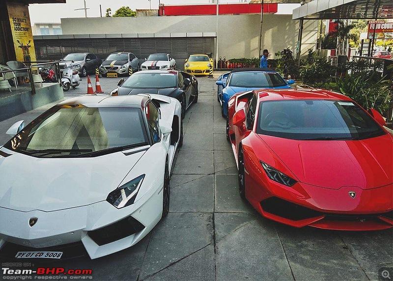 Supercars & Imports : Hyderabad-imageuploadedbyteambhp1476718266.845969.jpg