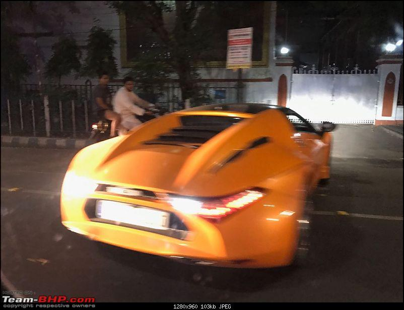 The DC Avanti Sports Car : Auto Expo 2012 EDIT: Now launched at Rs. 36 lakhs!-img_5667.jpg