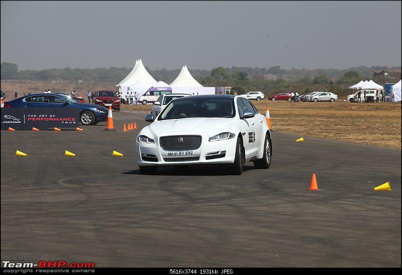 Driving Jaguars at the Art of Performance Tour, Aamby Valley-xjl1.jpg