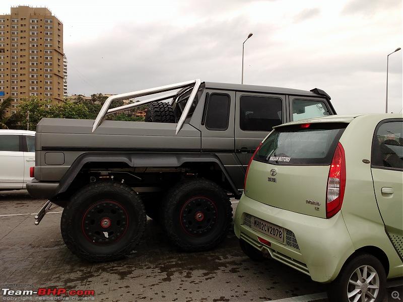 Mercedes G63 6x6 AMG spotted in Mumbai!-img_20160727_151654719.jpg