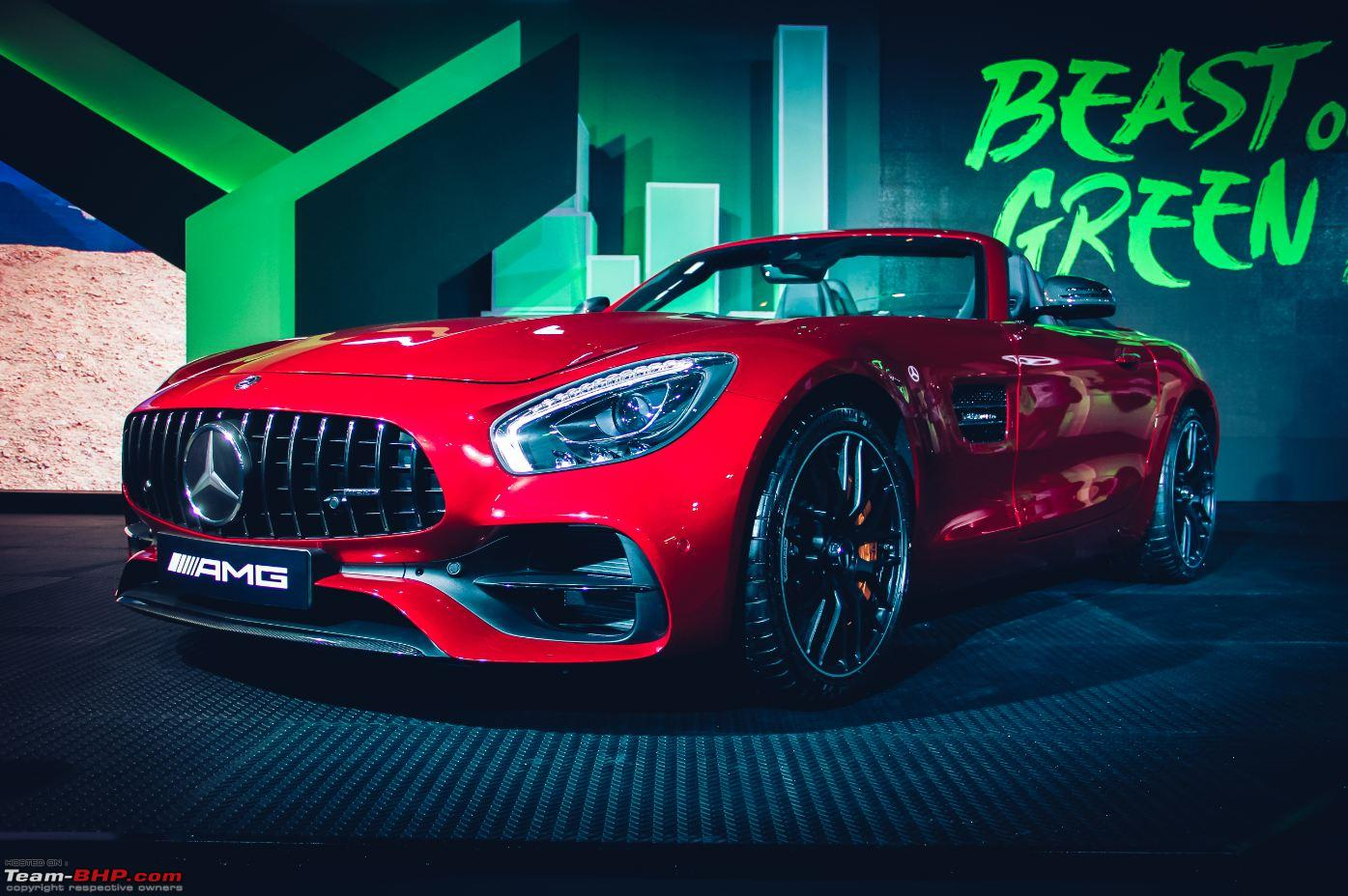 mercedes amg gt r amg gt roadster launched in india team bhp. Black Bedroom Furniture Sets. Home Design Ideas