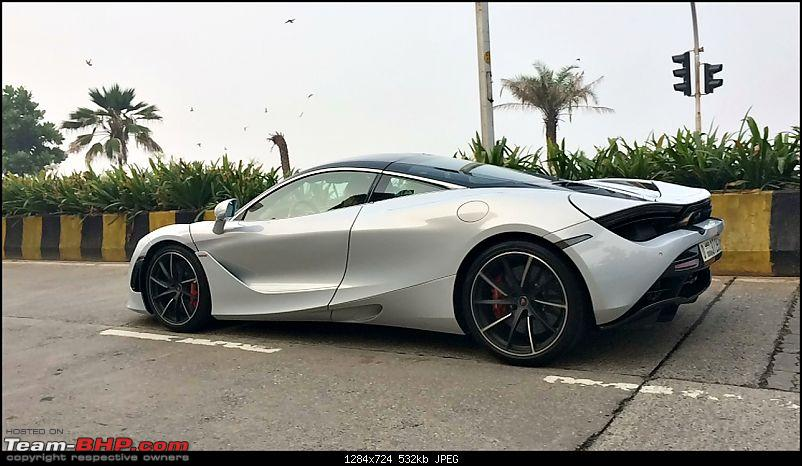 India gets its 1st Mclaren, the 720S. EDIT: 2nd one here too-img_6236.jpg